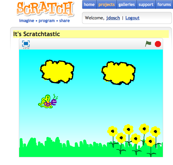 Scratch Pic